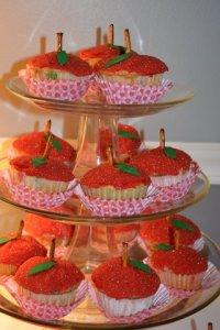 school cupcakes