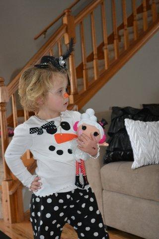 snowman party 3