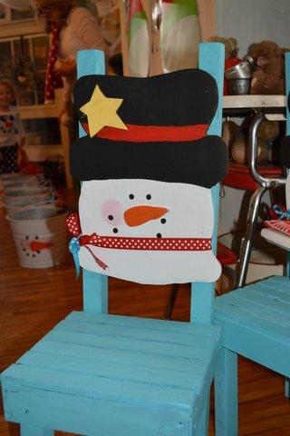 snowman party 31