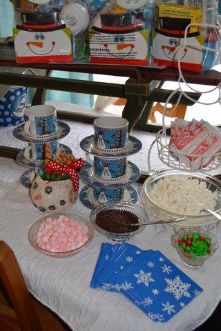 snowman party15
