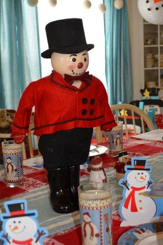 snowman party8
